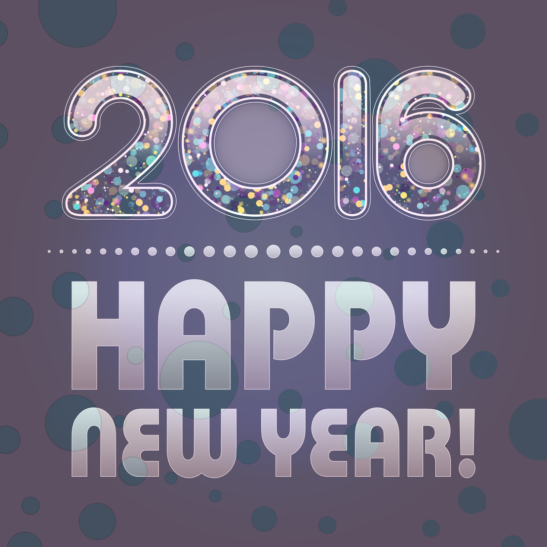 Thanks for 2015, have a fabulous year ahead!